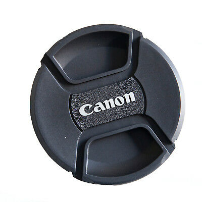 Lens Cap Centre Pinch for Canon Lenses with 77mm Thread