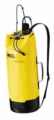 Petzl Classique Durable Waterproof Backpack (22L) Caving Outdoors Mountaineering