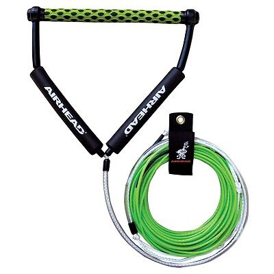 Airhead Elite Spectra Thermal Wakeboard Rope No Stretch Green/Black AHWR-4