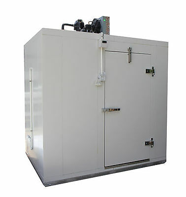 KIT COLDROOM / COOLROOM WITH DROP-IN REFRIGERATION SYSTEM:2.4m x 2.4m x 2.3mH