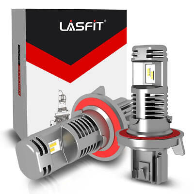 LASFIT H13 9008 LED Headlight Bulb for Ford F-150 2004-2014 High Low Beam 6000K