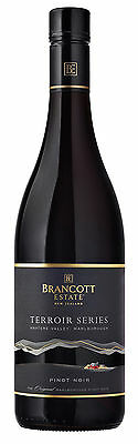 6 X Brancott Terroir Series Awatare Marlborough Pinot Noir (No Delivery WA & NT)