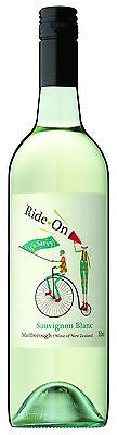 12 X Ride on Marlborough Sauvignon Blanc (No Delivery to WA & NT)