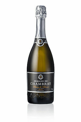1 X Armand De Chambray Brut 750ml (No Delivery to WA & NT)