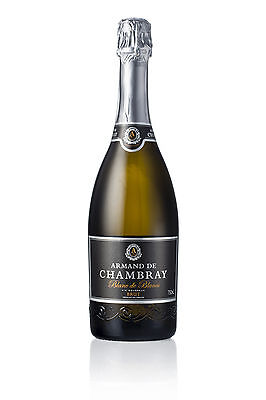 6 X Armand De Chambray Brut 750ml (No Delivery to WA & NT)