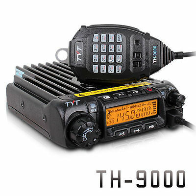 New TYT TH9000 UHF DTMF Car Truck Mobile Amateur Ham Radio Transceiver