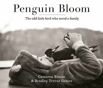 NEW Penguin Bloom By Cameron Bloom Hardcover Free Shipping