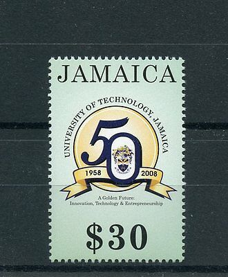 Jamaica 2008 MNH University of Technology 50th Anniv 1v Set Education Innovation