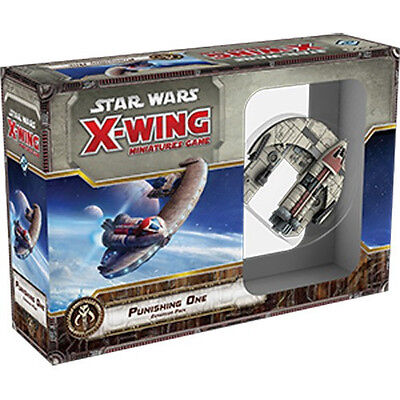 Star Wars - X-Wing Miniatures Game - Punishing One Expansion Pack