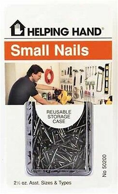 Helping Hand 50200 Small Nails Assortment - PK 3