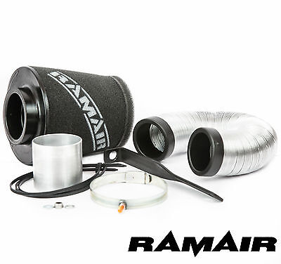 Performance Induction Air Filter Intake Kit for Vauxhall Corsa D 1.4i