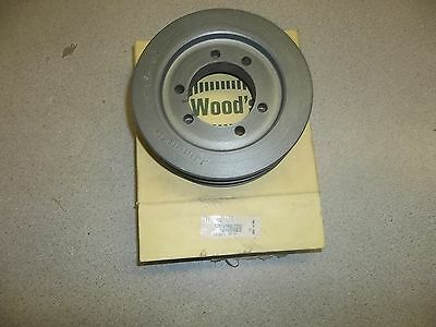 NEW Wood's 5.2 2B SDS Pulley Sheave  *FREE SHIPPING*