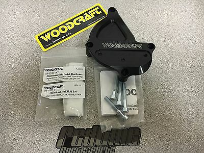 Woodcraft Yamaha R1 2015-2017  Ignition Trigger Cover w/ stainless slider