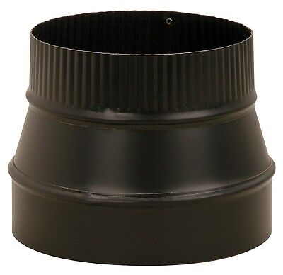 "Imperial Manufacturing Pipe Reducer 6"" Dia To 8"" Dia Blk"