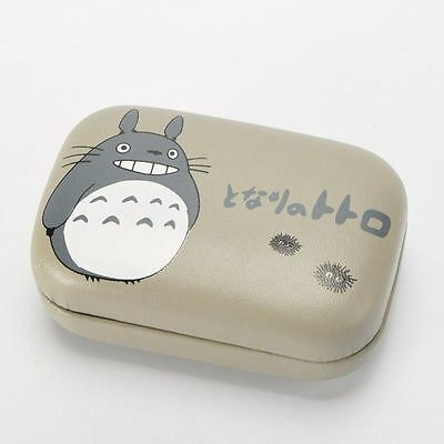 1pc Totoro Contact Lens Box Case  Anime My Neighbot Totoro Casual Props