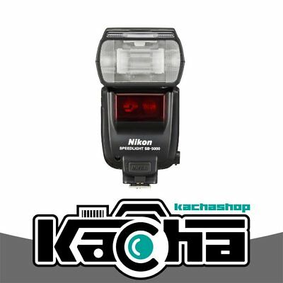 SALE Nikon SB-5000 AF Speedlight Radio Control Advanced Wireless Lighting