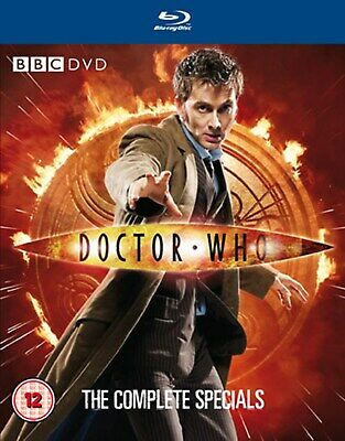 Doctor Who: The Complete Specials Collection (Box Set) [Blu-ray]