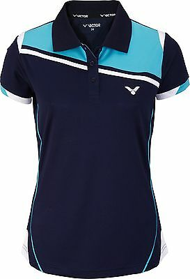 Victor Polo Function Female 6986   Badminton Tischtennis Lady Female Damen