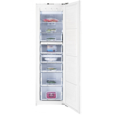 Beko BZ77F Tall Integrated Built in Freezer  Frost Free Brand new 2yr Beko wrty