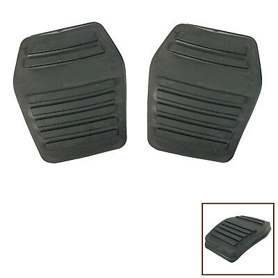 2X Brake Pedal Rubber Pad For Ford Transit Mk6 2000-2006 High Quality