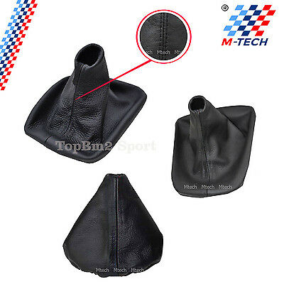 Cover Leather Knob Bmw E36 Change Functions Boot Gaiter Cuir Gear Ghetta Leather