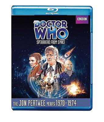NEW - Doctor Who: Spearhead from Space (Story 51) Blu-ray Edition