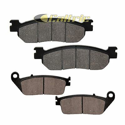 FRONT REAR BRAKE PADS Fits YAMAHA VP125 VP250 X-City 125 250 2007-2015