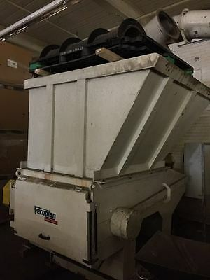 Vecoplan single shredder
