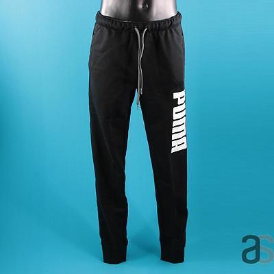 Puma Fun Dry Sweat Pants Pantaloni Uomo Sportivi 836533 001