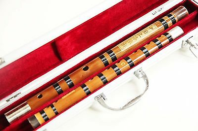 Concert Master Performance Level Bass Dizi Chinese Traditional Xiao Bamboo Flute