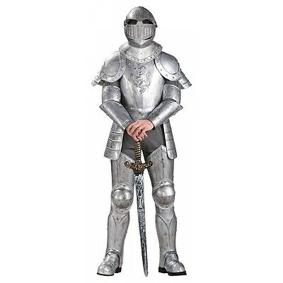 Knight Costume Adult Medieval Armor Halloween Fancy Dress