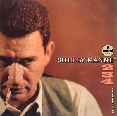 Shelly Manne - 2,3,4++2 LPs 180g 45rpm+Analogue Productions+NEU+OVP