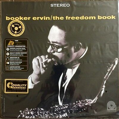 Booker Ervin - The Freedom Book+++Vinyl 200g ++Analogue Productions++NEU++OVP