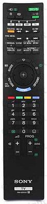 *New* Genuine Sony Replacement TV Remote Control for Discontinued RM-ED010