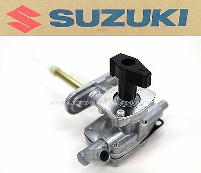 Genuine Suzuki Fuel Gas Valve Petcock 03 04 05 LTZ400 Quadsport Petrol Tap #T48