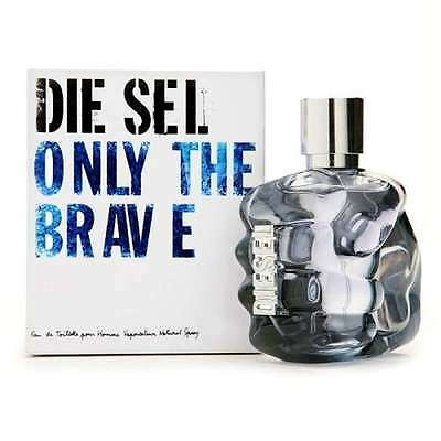 Only The Brave DIESEL EDT For Men 50ml 1.7oz NEW&SEALED Genuine UK