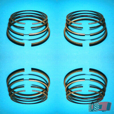 RGS5941 4x Piston Ring Sets Massey Ferguson 35 135 Tractor w MF 87mm bore Engine