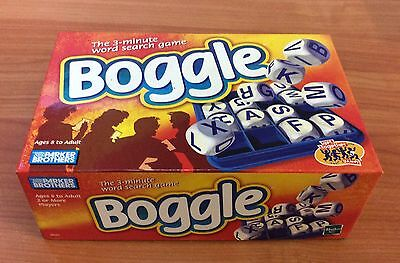 1999 Boggle - The 3-Minute Word Search Game - 100% complete