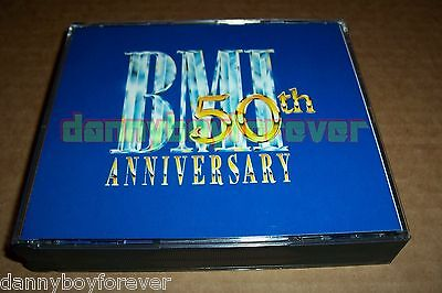 Explosion of American Music 1940-1990 BMI 50th Anniversary Collection 3 CD PROMO
