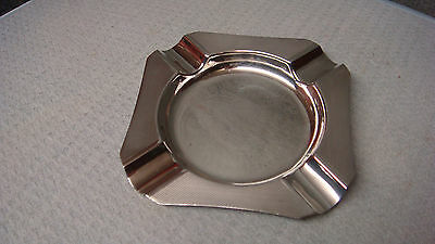 Vintage Sterling Silver .925, ASH TRAY English, Birmingham.