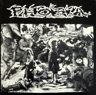 Plutocracy / Phobia - Split Lp (1994) Us Grind-Punk / Grindcore