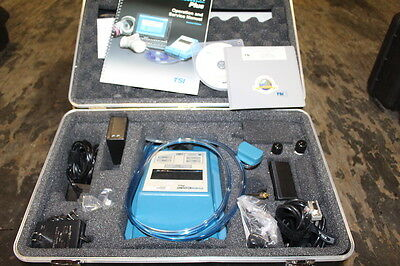 TSI PortaCount Plus WITH POWER SUPPLY NICE