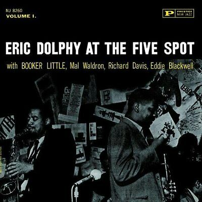 Eric Dolphy - At The Five Spot+++Vinyl 200g ++Analogue Productions++NEU++OVP