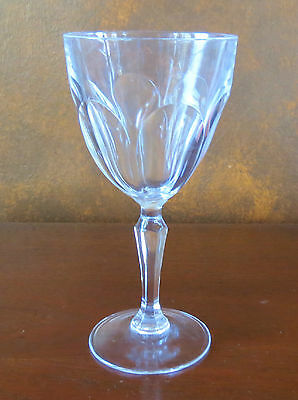 "Cristal D'Arques Durand Washington Crystal 7 ¼"" Water Goblet(s)"