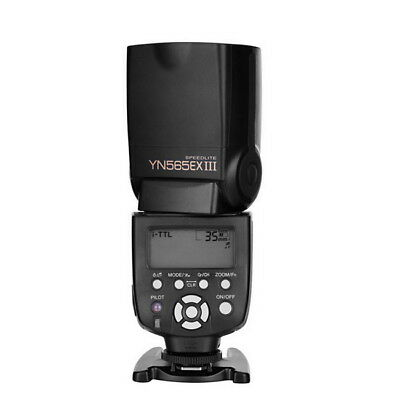 Yongnuo YN-565EX i-TTL Flash Speedlite for Nikon D5500 D5300 D5200 D5100 D3100