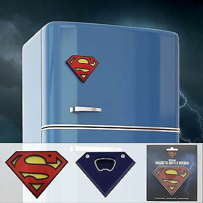 Novelty Mens Superman Magnetic Bottle Opener Xmas Stocking Fillers Gifts For Him