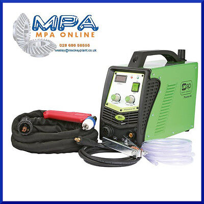 Sip Plasma 46 Inverter Cutter With Regulator & Air Cooled Plasma Torch 05175