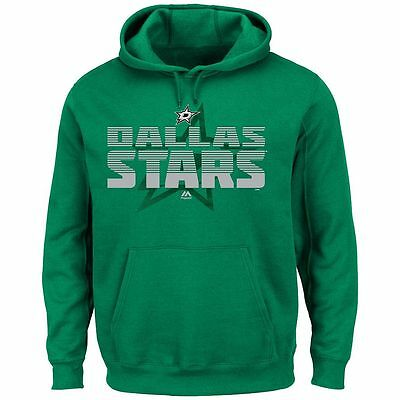 NHL Dallas Stars Call It Out Hoodie (Majestic Athletic)