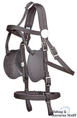 Zilco Tedex Tedman Driving Harness - Complete Bridle All Sizes