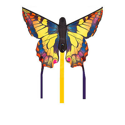 HQ Butterfly Single Line Kite 3M Tails Swallowtail R Ready 2 Fly Fun Kids Toy